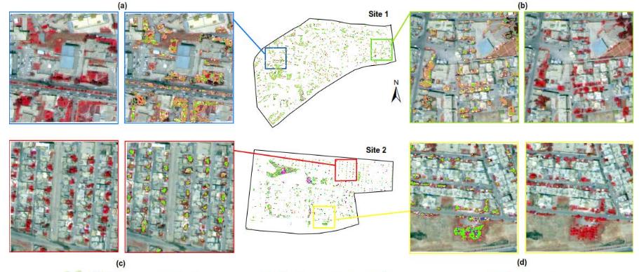 GIS mediante teledetección satelital