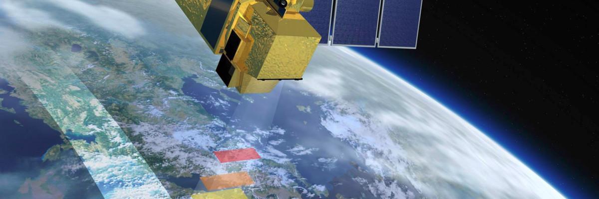 Imagen satelite Sentonel 2